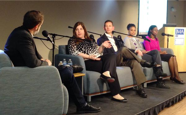 Doug Kaufman serves as a panelist in 2016.